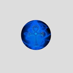 ankh Mini Button