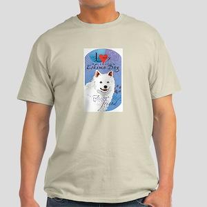 American Eskimo Light T-Shirt