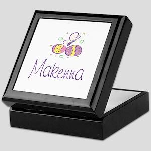 Easter Eggs - Makenna Keepsake Box