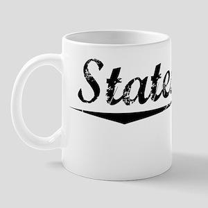 Statesboro, Vintage Mug