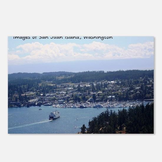 San Juan Island Postcards (Package of 8)