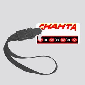 CHAHTA Small Luggage Tag