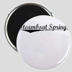 Steamboat Springs, Vintage Magnet