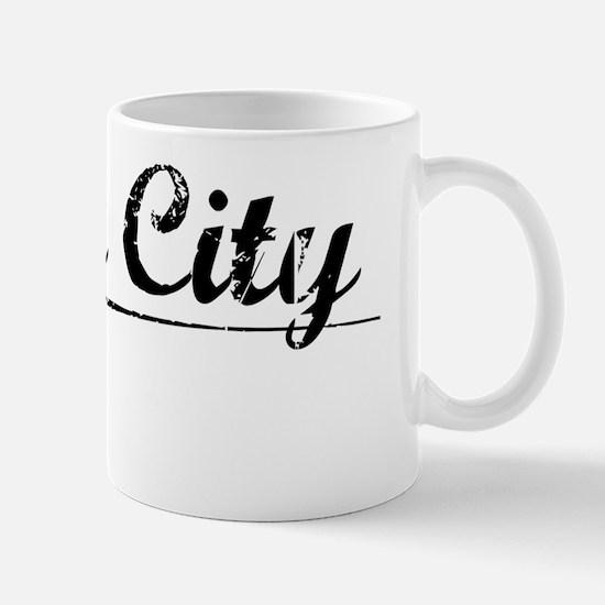 Story City, Vintage Mug