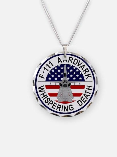 F-111 Aardvark - Whispering  Necklace