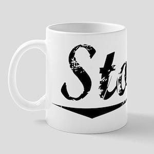 Stowe, Vintage Mug