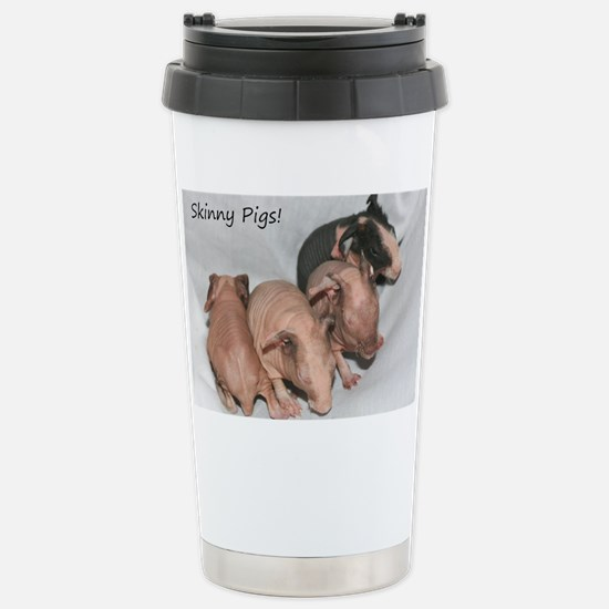 Skinny pigs Stainless Steel Travel Mug