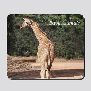 Baby Animals Mousepad