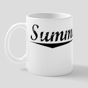 Summerland, Vintage Mug