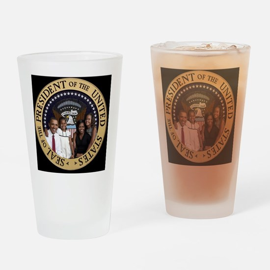 First Family Drinking Glass