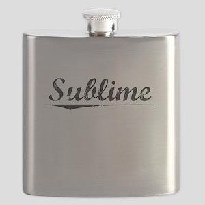 Sublime, Vintage Flask