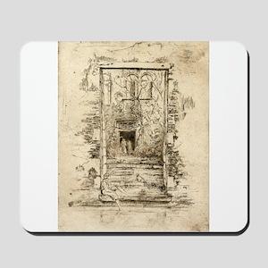 Garden -Whistler - 1886 Mousepad