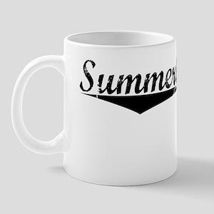 Summerland Key, Vintage Mug