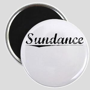 Sundance, Vintage Magnet