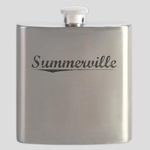 Summerville, Vintage Flask