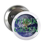 Think Green Earth Button