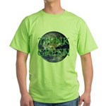 Think Green Earth Green T-Shirt