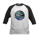 Think Green Earth Kids Baseball Jersey