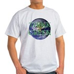 Think Green Earth Light T-Shirt