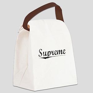 Supreme, Vintage Canvas Lunch Bag