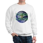 Think Green Earth Sweatshirt