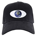 Earth Black Cap
