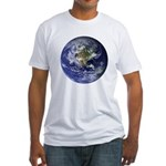 Earth Fitted T-Shirt