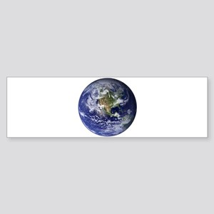 Earth Bumper Sticker
