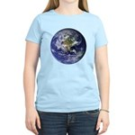 Earth Women's Light T-Shirt