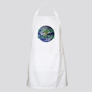 Think Green Double Sided BBQ Apron