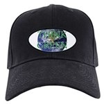 Think Green Double Sided Black Cap