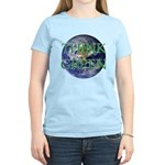 Think Green Double Sided Women's Light T-Shirt