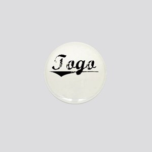 Togo, Vintage Mini Button