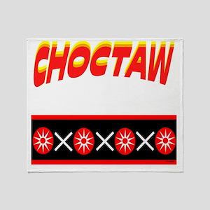 CHOCTAW Throw Blanket