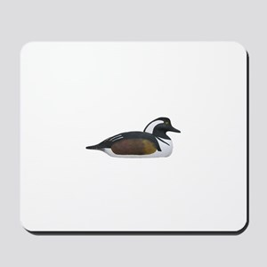Hooded Merganser Mousepad