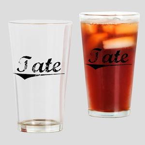 Tate, Vintage Drinking Glass