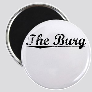 The Burg, Vintage Magnet