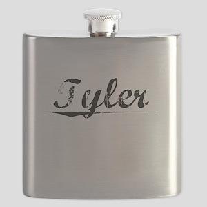 Tyler, Vintage Flask