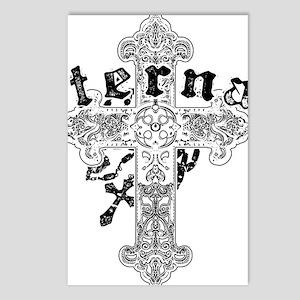 Eternal Edge-Eternal Cros Postcards (Package of 8)