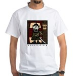 Angry Guard SitM T-Shirt (White)