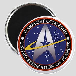 Starfleet Command Transparent, StartrekTV Magnet