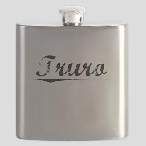 Truro, Vintage Flask