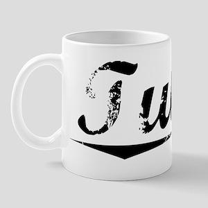 Tulsa, Vintage Mug