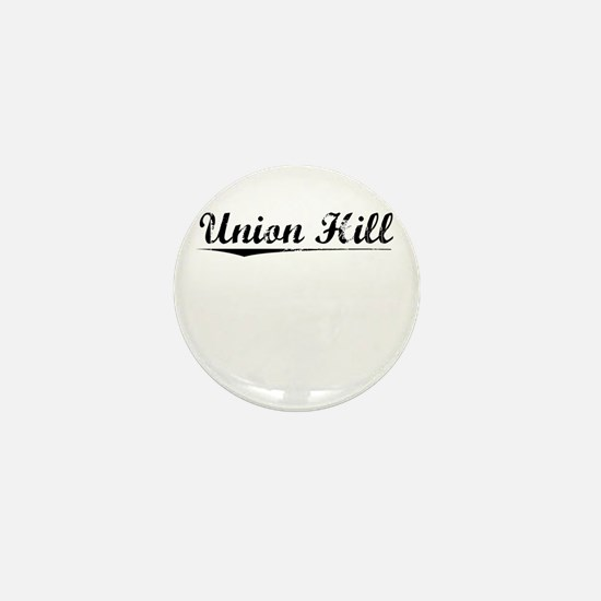 Union Hill, Vintage Mini Button