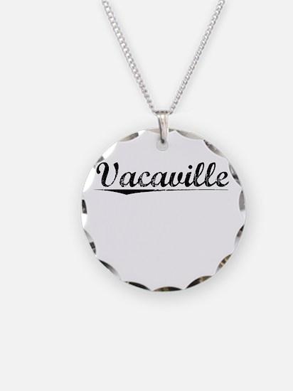 Vacaville, Vintage Necklace