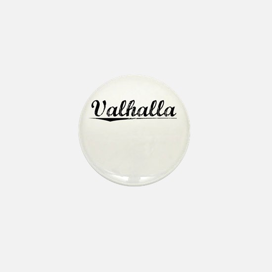 Valhalla, Vintage Mini Button