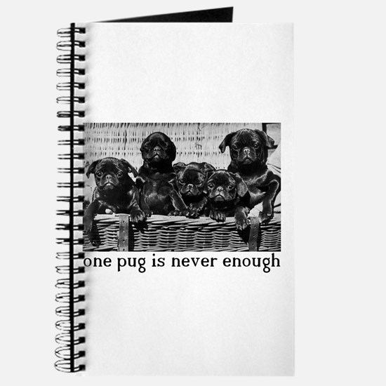 Pug Puppies Journal