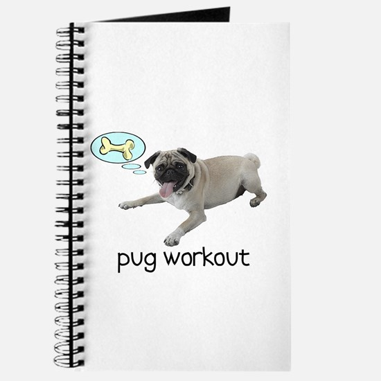 Pug Workout Journal