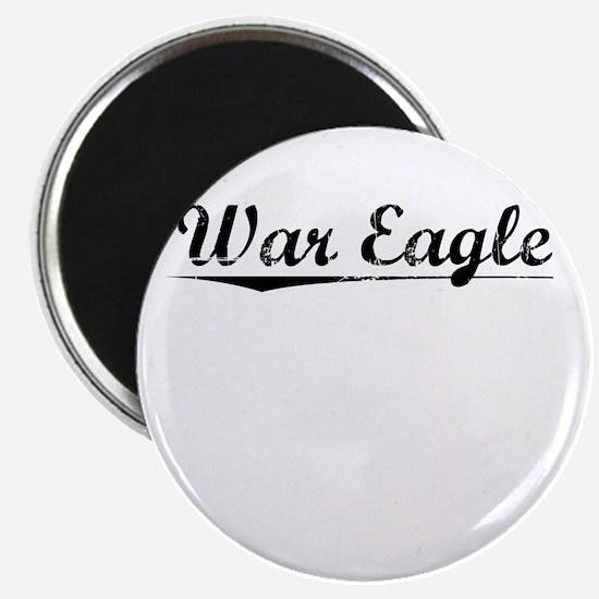 War Eagle, Vintage Magnet