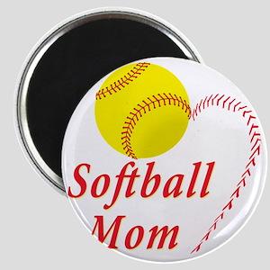 Softball Mom Magnet